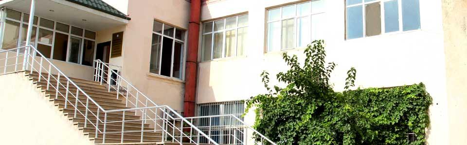 M.Ə.Rəsulzadə Bələdiyyəsinin binası